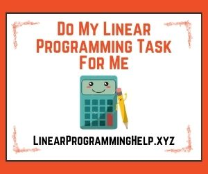 Do My Linear Programming Task For Me